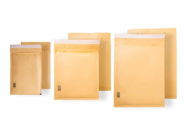 Envelopes and packing supplies